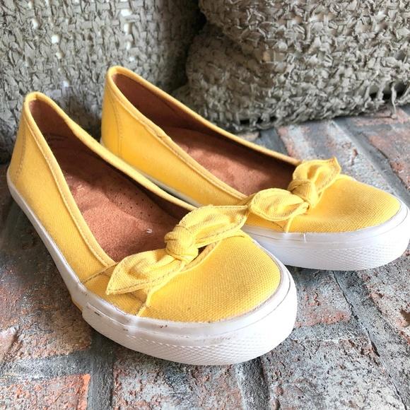 Naturalizer Shoes | Gersen Yellow